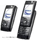 tonos SAMSUNG SGH D820